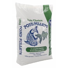 Pets Choice Pond Pellets 10kg