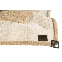 Tall Tails Large Micro Sherpa Pet Throw