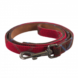 Joules Heritage Tweed Dog Lead