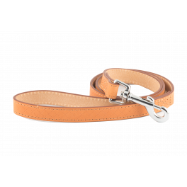 Ancol Heritage Leather Dog Lead Tan