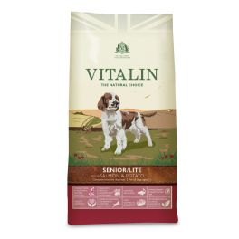 Vitalin Senior/Lite Salmon & Potato Dog Food 2kg