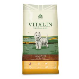 Vitalin Grain Free Sensitive Lamb & Rice Adult Dog Food 2kg