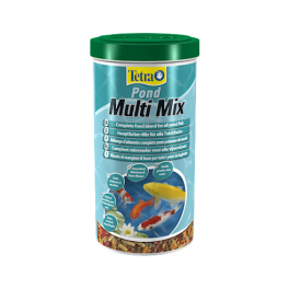 Tetra Pond Multi Mix Fish Food 190g