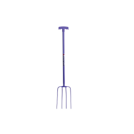 Faulks T Grip 4 Prong Manure Fork
