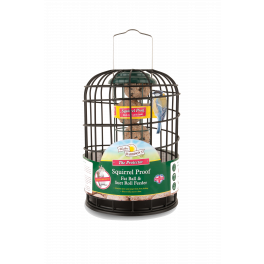 Harrisons Squirrel Proof Fat Ball & Suet Roll Feeder