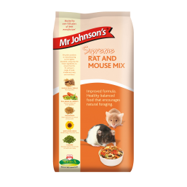 Mr Johnsons Supreme Rat & Mouse Food 900g
