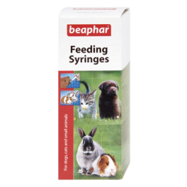 Beaphar Small Animal Feeding Syringes x 2