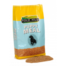 Fold Hill Puppy Meal Dog Food 15kg