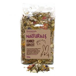 Rosewood Naturals Summer Harvest Small Animal Treat 150g