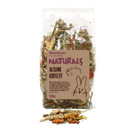 Rosewood Naturals Autumn Harvest Small Animal Treat 150g