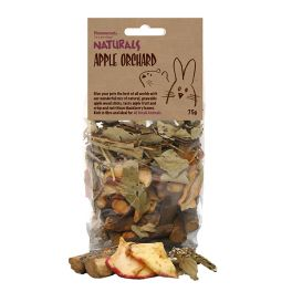 Rosewood Naturals Apple Orchard Small Animal Treat 75g