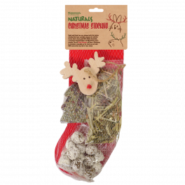 Rosewood Naturals Small Animal Christmas Stocking