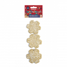Rosewood Christmas Snowflake Gnaws Small Animal Treat