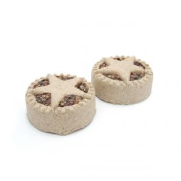 Rosewood Christmas Treat 'n' Gnaw Mince Pies Small Animal Treats