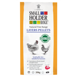 Allen & Page Small Holder Range Layers Pellets