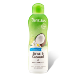 Tropiclean Lime and Coconut Pet Shampoo 355ml