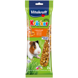 Vitakraft Kracker Guinea Pig Treat with Honey & Spelt