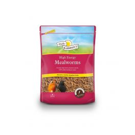 Harrisons High Energy Mealworms Wild Bird Food 100g