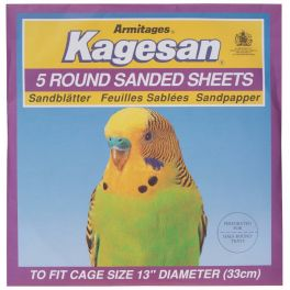 Armitage Kagesan 5 Round Sanded Sheets