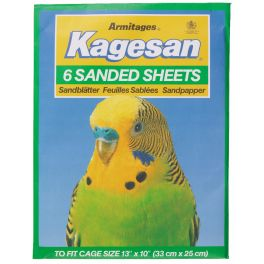Armitage Kagesan 6 Sanded Sheets