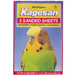 Armitage Kagesan 5 Sanded Sheets