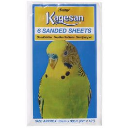 Armitage Kagesan White 6 Sanded Sheets