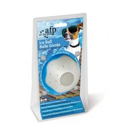 All For Paws Ice Cool Ball Dog Toy