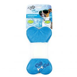 All For Paws Hydration Bone Dog Toy