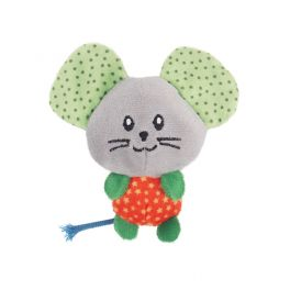 Rosewood Little Nippers Minxy Mouse Kitten Toy