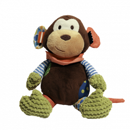 Rosewood Mitchell Monkey Dog Toy