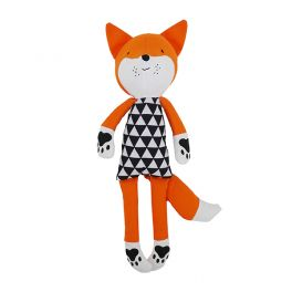 Rosewood Mr Fox Dog Toy