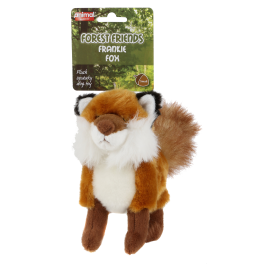 Animal Instincts Forest Friends Frankie Fox Dog Toy