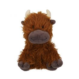 Rosewood Tough Rope Core Cow Dog Toy