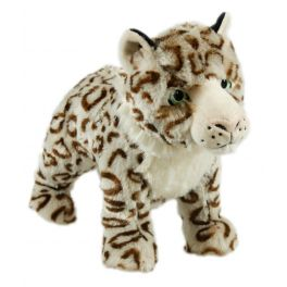 Animal Instincts Snow Mates Sophia Snow Leopard Dog Toy