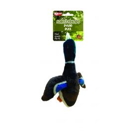 Animal Instincts Forest Friends Dylan Duck Dog Toy