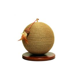 Rosewood Parsley Natural Cat Scratching Post
