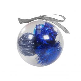 Rosewood Christmas Multi Cat Toy Bauble