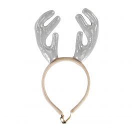 Rosewood Christmas Festive Metallic Antlers Dog Dress Up