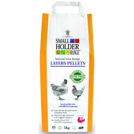 Allen & Page Small Holder Range Layers Pellets 5kg