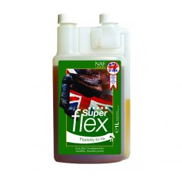 NAF 5 Star Superflex Liquid Horse Supplement