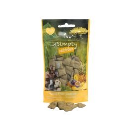Rosewood Simply Nibbles Tropical Fruit Cushions Small Animal Treats 50g