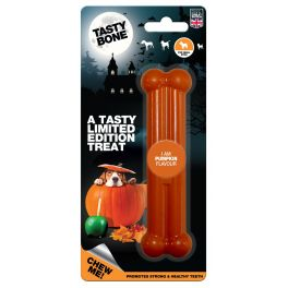 Webbox Halloween Pumpkin Flavour Nylon Tasty Bone