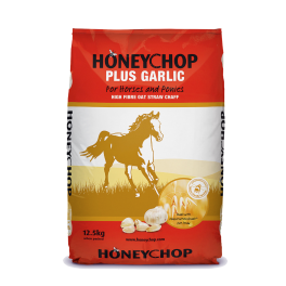 Honeychop Plus Garlic Horse Food 12.5kg