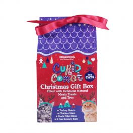 Rosewood Christmas Cat Gift Box 120g