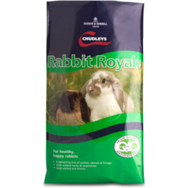 Chudleys Rabbit Royale Rabbit Food 15kg