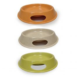 Ancol Natures Paws Bamboo Cat Bowl
