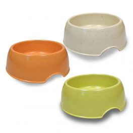 Ancol Natures Paws Bamboo Dog Bowl 22cm