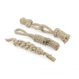 Ancol Natures Paws Rope Dog Toy