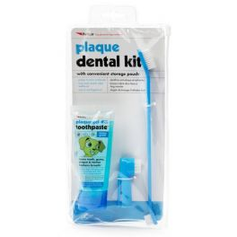 Petkin Plaque Dental Kit for Cats and Dogs