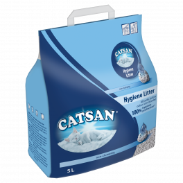 Catsan Hygiene Cat Litter 5L
